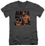 Muhammad Ali - Rumble Crumble V-Neck T-Shirt