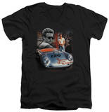 James Dean - Sunday Drive V-Neck T-shirts