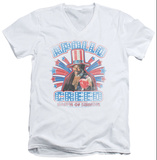 Rocky - Apollo Creed V-Neck T-shirts
