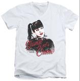 NCIS - Strange Is Not A Crime V-Neck Shirts