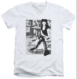 NCIS - Relax V-Neck T-shirts