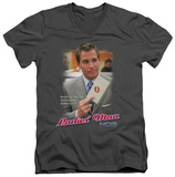NCIS - Ladies Man V-Neck T-shirts
