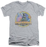 Space Ace - Destroy V-Neck T-shirts