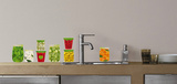 Cans Of Food Water Resistant Wall Decal