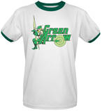 Green Arrow - Green Arrow Ringer T-shirts
