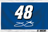 Jimmie Johnson 3' X 5' Flag Flag