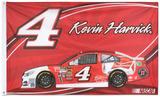 Kevin Harvick 3' X 5' Flag Flag