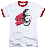 King Kong - Kong Head Ringer T-shirts