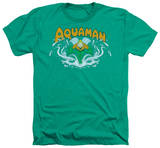 Aquaman - Aquaman Splash T-shirts