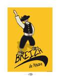 Oc'h oc'h. - Breizh de naze Prints by Sylvain Bichicchi