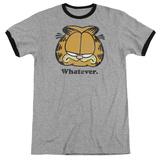 Garfield - Whatever Ringer T-Shirt