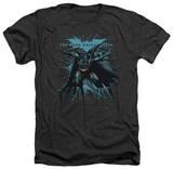 Dark Knight Rises - Blue Crackle T-Shirt