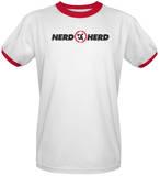 Chuck - Nerd Herd Ringer T-Shirt