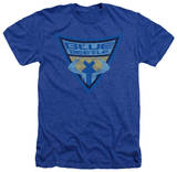 Batman The Brave and the Bold - Blue Beetle Shield T-shirts