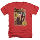 Bionic Woman - Jamie And Max T-shirts