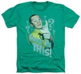 Batman Classic TV - Riddle Me This T-Shirt