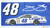 Jimmie Johnson Deluxe 3' X 5' Flag Flag