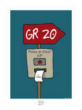 Broutch - GR 20 Arte por Sylvain Bichicchi