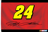 Jeff Gordon 3' X 5' Flag Flag