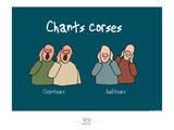 Broutch - Chants corses Print by Sylvain Bichicchi