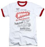 Wham-O - Go Play Outside Ringer Shirt