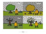 Heula. Les 4 saisons du Normand Arte por Sylvain Bichicchi