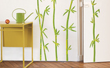 Bamboos Wall Decal