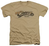Cheers - Watercolor Logo T-Shirt