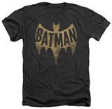 Batman Classic TV - Vintage Logo T-Shirt