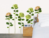 Hortensia Wall Decal