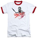 300 - Logo Ringer T-Shirt