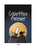 Oc'h oc'h. - Galettes forever Láminas por Sylvain Bichicchi