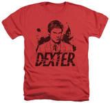 Dexter - Splatter Dex T-shirts