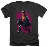 Dark Knight Rises - Catwoman Roses T-Shirt