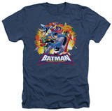 Batman The Brave and the Bold - Explosive Heroes T-shirts