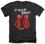 Gumby - U Mad Bro T-Shirt