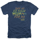 Back To The Future - Say Hi T-shirts