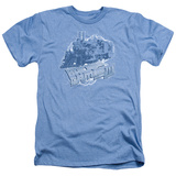 Back To The Future III - Time Train Shirts