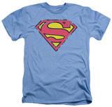 Superman - Distressed Shield T-Shirt