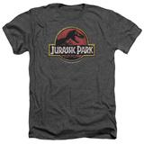 Jurassic Park - Stone Logo T-shirts