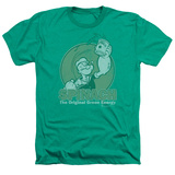 Popeye - Green Energy T-shirts
