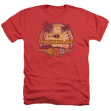 Magnum P.I. - Hawaiian Sunset T-shirts