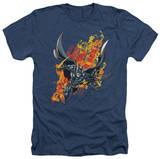 Dark Knight Rises - Fire Rises T-Shirt
