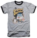 Tootsie Roll Pop - Original Moocher Ringer Shirts
