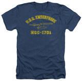 Star Trek - Enterprise Athletic Shirts