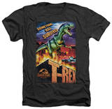 Jurassic Park - Rex In The City T-shirts