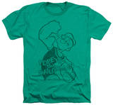 Popeye - Spinach Strong Shirts