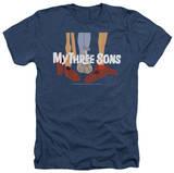 My Three Sons - Shoes Logo T-Shirt