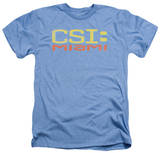 CSI Miami - Logo Distressed T-shirts