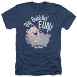 Mr Bubble - Big Bubblin Fun T-Shirt